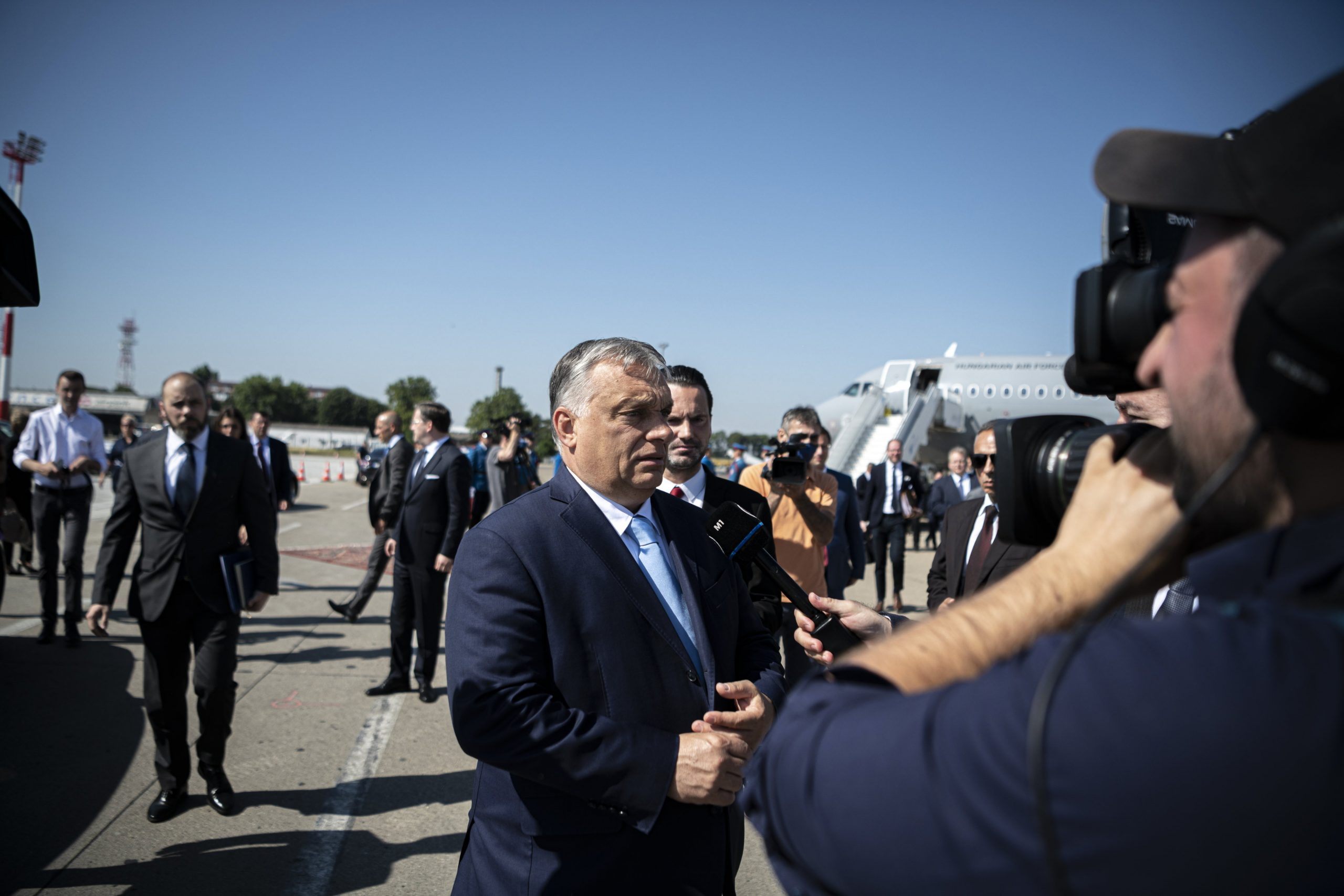 Orbán: Brussels Wants Hungary to Allow LGBTQ Activists in Schools, Kindergartens