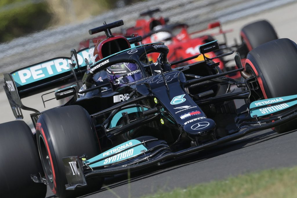F1 Races to Continue at Hungaroring until 2037 post's picture
