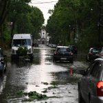 Huge Storm Hits Budapest