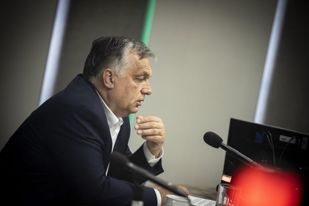 PM Orbán: Fourth Wave Inevitable post's picture