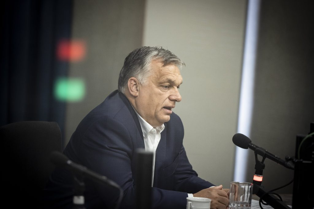 Orbán: Booster Jabs Available in Hungary from August post's picture