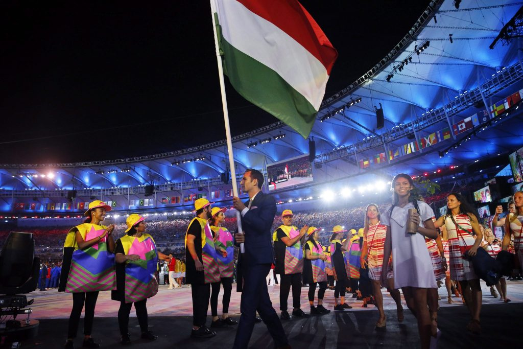 Fencer Mohamed and Swimmer Cseh to Be Hungary's Flag Bearers at Upcoming Tokyo Olympics post's picture