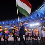 Fencer Mohamed and Swimmer Cseh to Be Hungary's Flag Bearers at Upcoming Tokyo Olympics