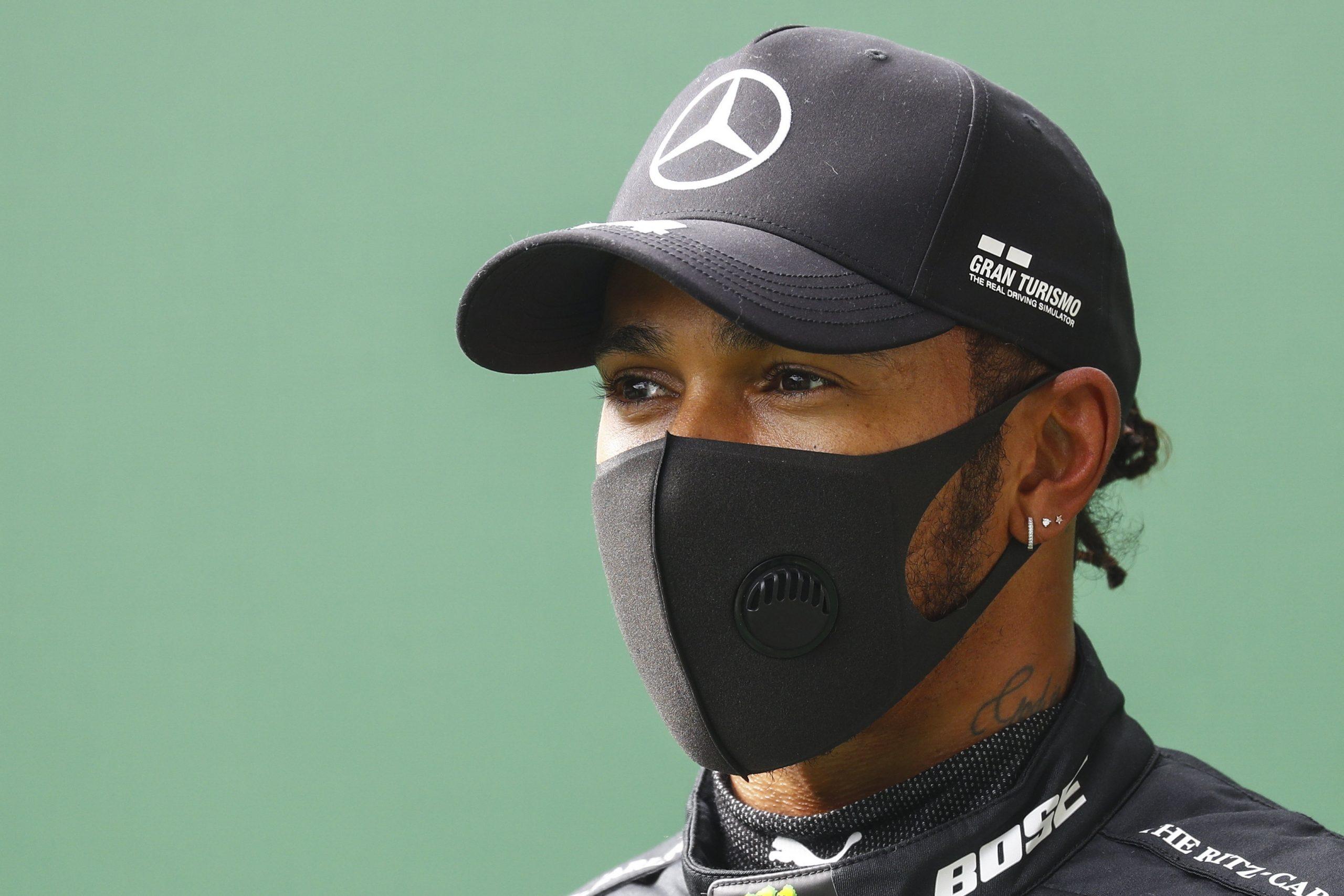 Lewis Hamilton Raises Voice Against Hungary's Controversial 'Anti-LGBTQ+ Law'