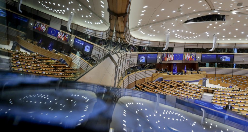 EP Says Hungary Anti-paedophile Law in Breach of EU Values, Principles post's picture