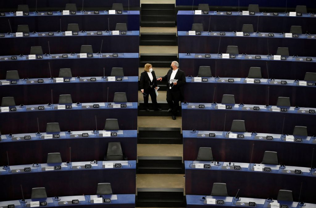 """EP Debate on LGBTQ+ Restrictive Law: """"A Matter of Deep Concern"""" vs. """"Hungary under Attack"""" post's picture"""
