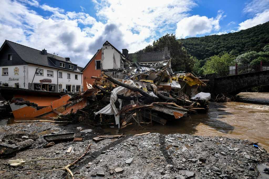 Orbán Offers Condolences and Aid to Germany Flood Victims post's picture
