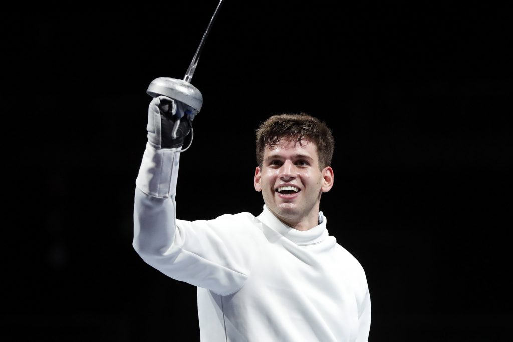 Gergely Siklósi Wins Silver in Épée Fencing at Tokyo Olympics post's picture