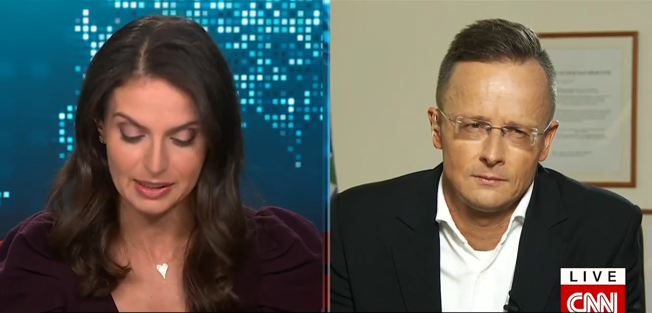 FM Szijjártó to CNN: Child Protection Law Doesn't Conflate Pedophilia and Homosexuality