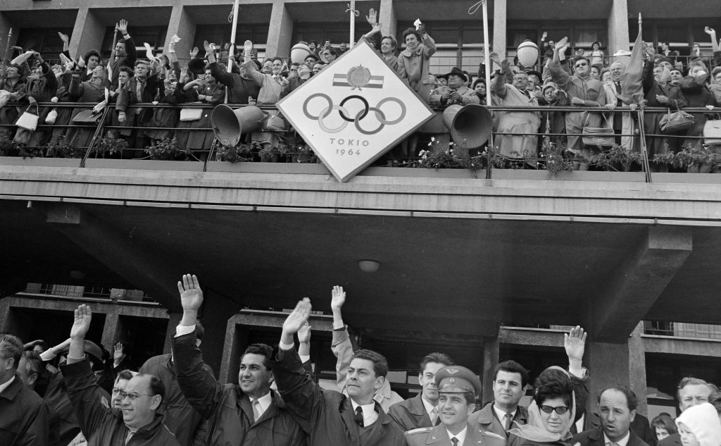 Tokyo 1964: The Success of Hungarian Athletes at Olympics Games Held in the Land of the Rising Sun post's picture