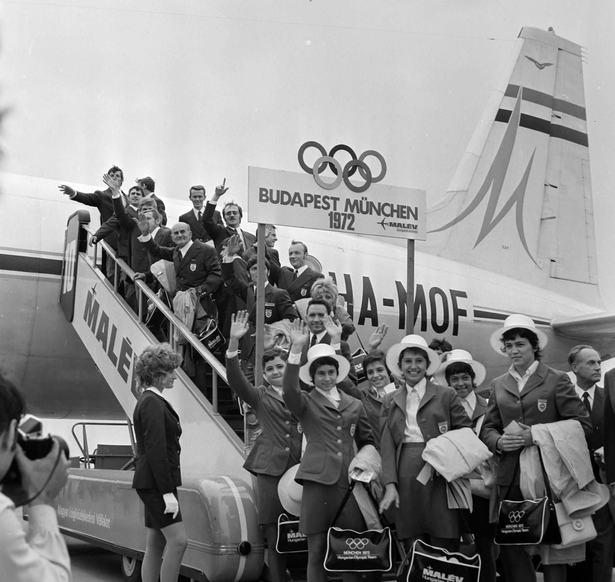 Hungarian Time Travel Back to the Beginning of the Olympic Games