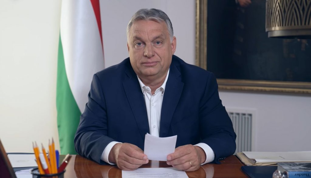 """Gov't Again Allows Referendums, PM Orbán Promptly Announces One on """"Child Protection"""" Against Brussels post's picture"""