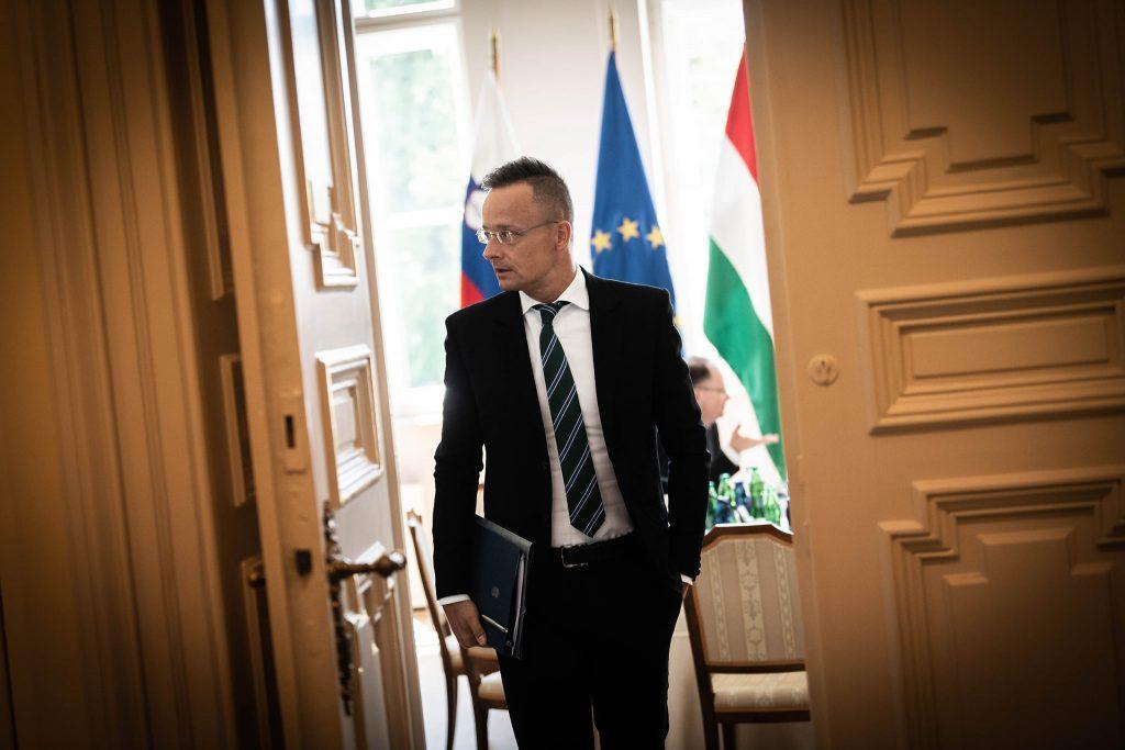 FM Szijjártó: Europe Needs Investments, Security, Enlargement post's picture