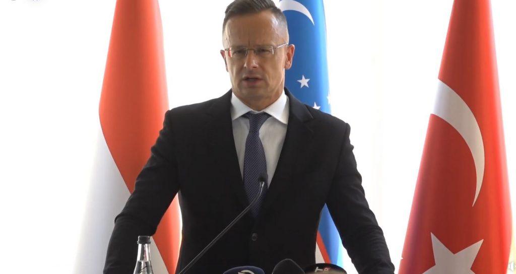 FM Szijjártó: Economic Cooperation with Turkic Countries Benefits Hungary post's picture