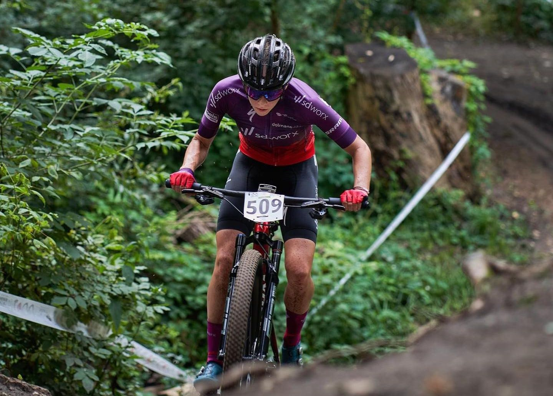 Mountain Biker Kata Blanka Vas Brings Hungary's Best Olympic Performance in Cycling