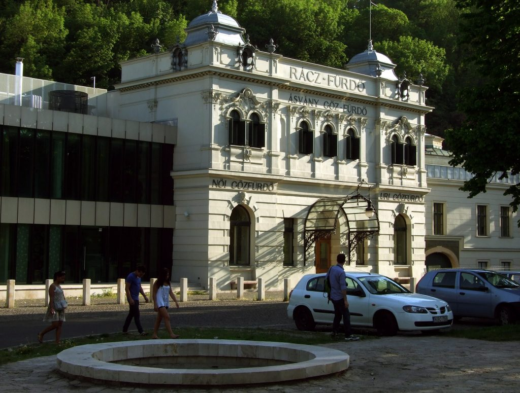 Rác Baths Now Belong to Company Operating Budapest's Public Spas post's picture