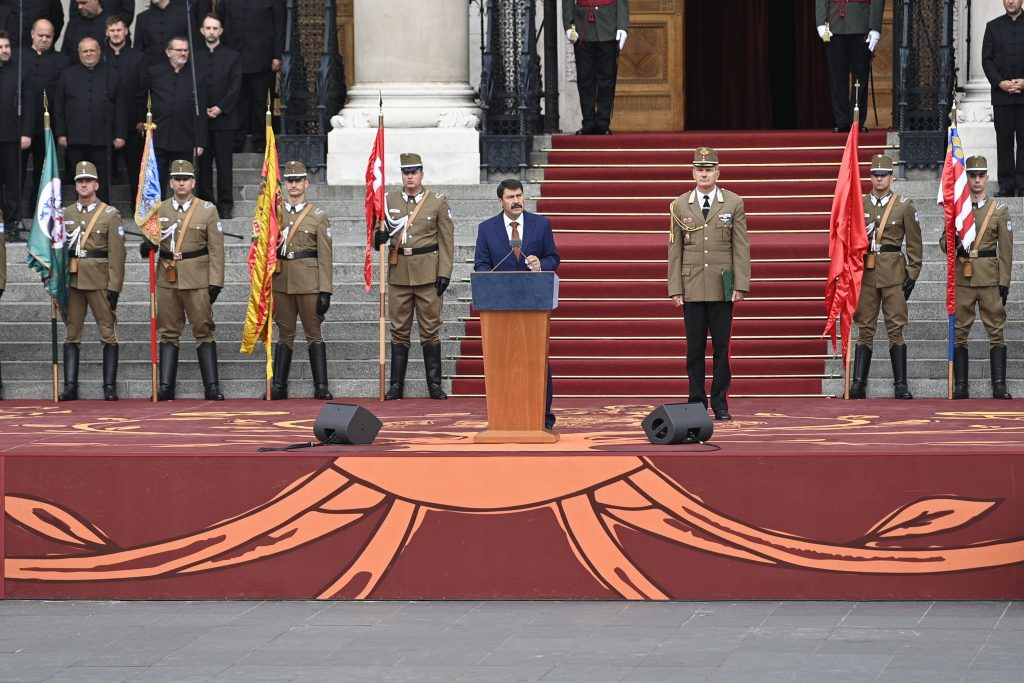 President János Áder: National Holidays Send Message of Unity post's picture