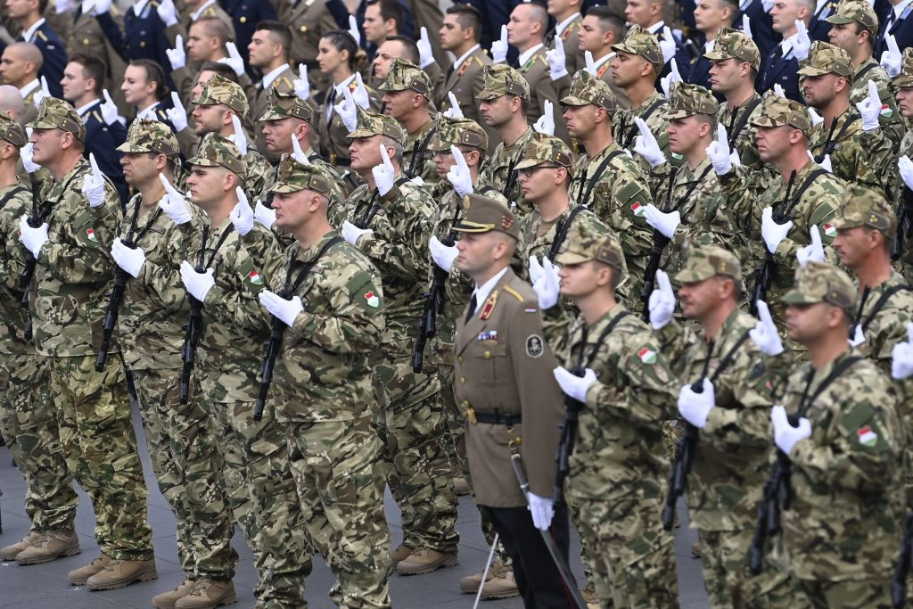 Defense Minister Benkő: Hungary Committed to Creating Strong Military post's picture