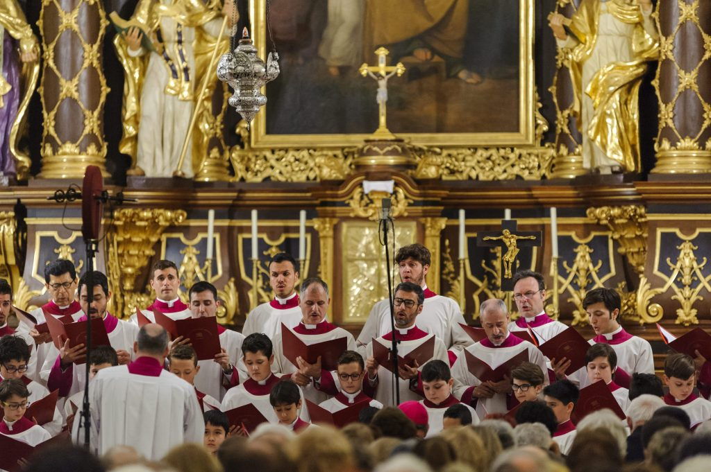 Sistine Chapel Choir to Perform at Night of Organs post's picture