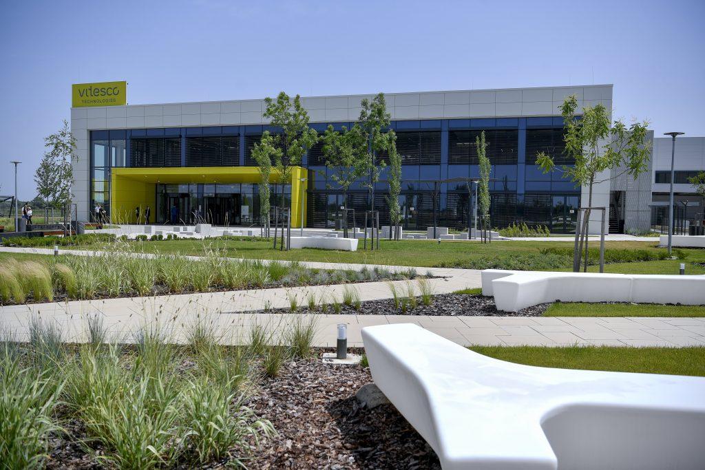 Vitesco Technologies to Build HUF 47 bn Plant in Debrecen post's picture