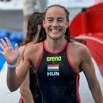 Marathon Swimmer Anna Olasz Four Seconds Short of Olympic Gold