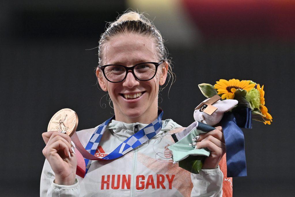 Sarolta Kovács Bags Bronze Medal for Hungary in Women's Modern Pentathlon post's picture
