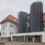 Jewish Charity Hospital Inaugurated