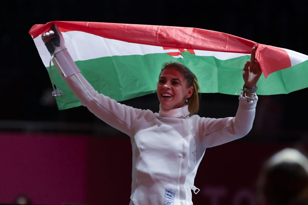 Amarilla Veres Claims Hungary's First Gold at Tokyo Paralympics post's picture