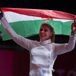 Amarilla Veres Claims Hungary's First Gold at Tokyo Paralympics