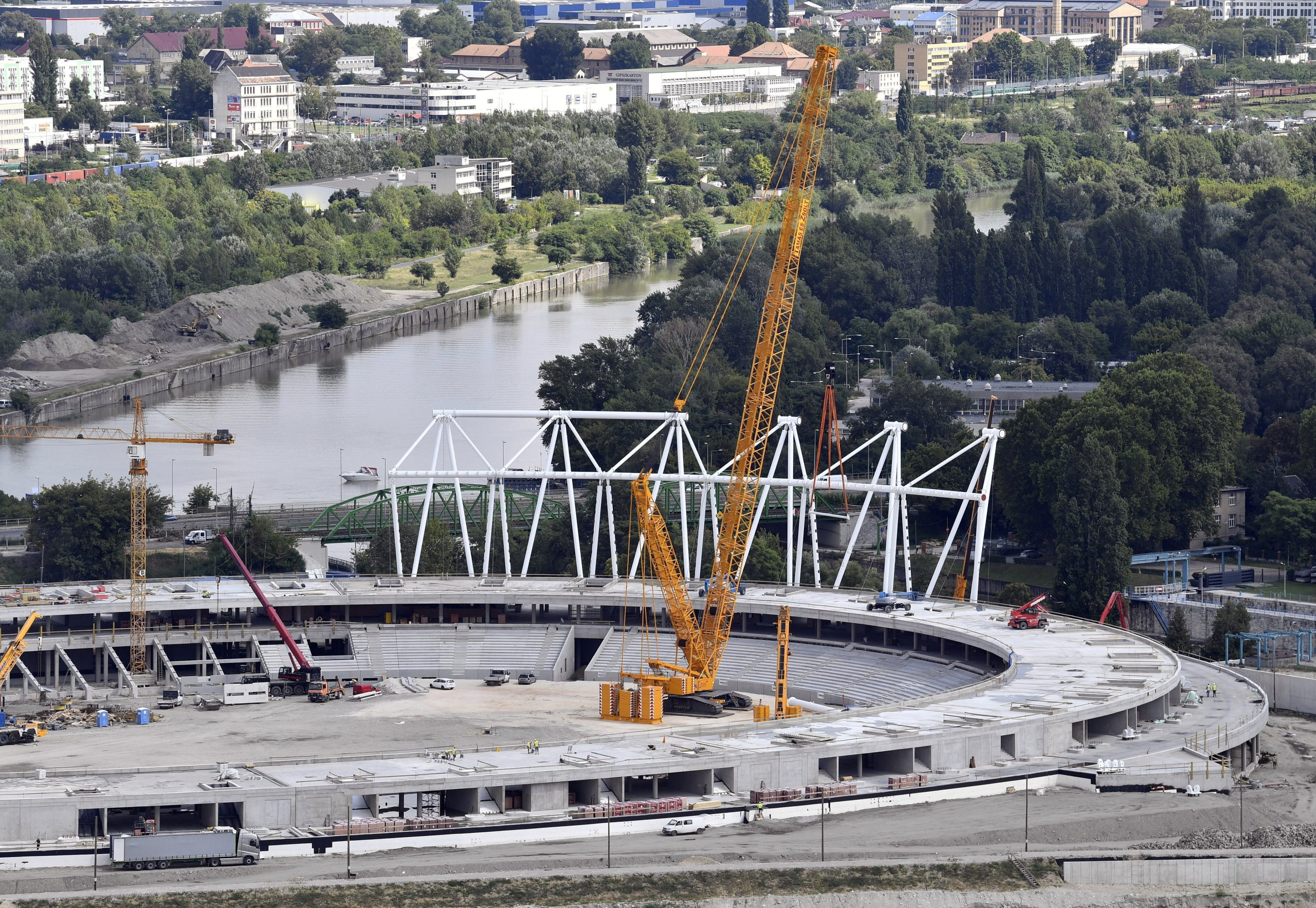 Karácsony Targets Withdrawal of Budapest's Approval to Host 2023 World Athletics Championships