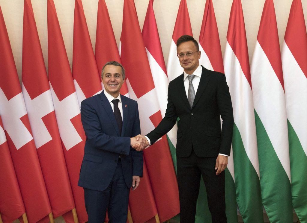 FM Szijjártó: European Commission Has Started 'Campaign of Revenge' against Switzerland post's picture
