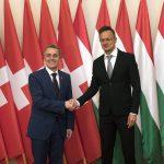 FM Szijjártó: European Commission Has Started 'Campaign of Revenge' against Switzerland