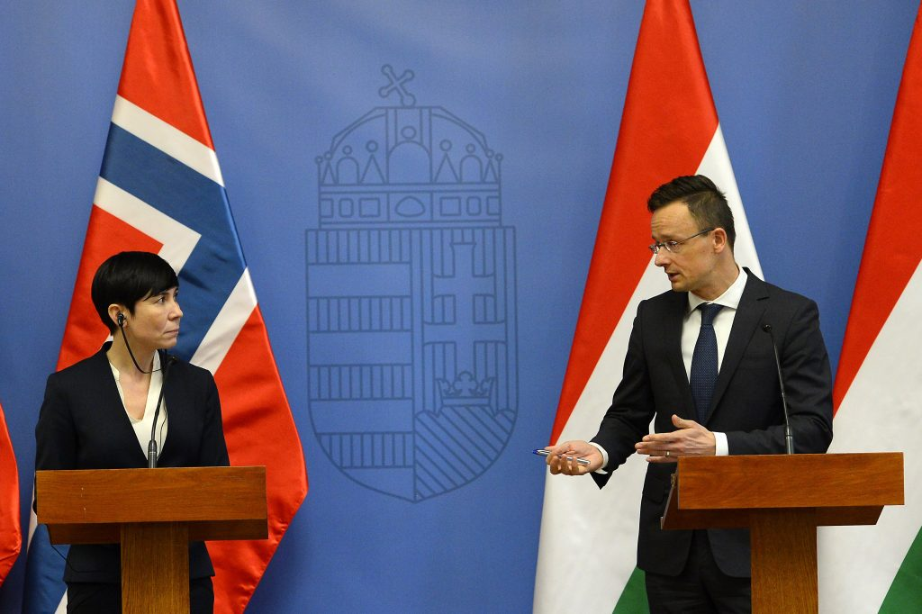Diplomatic Tension Between Norway and Hungary Grows as Orbán Gov't Loses Access to Norwegian Funds post's picture