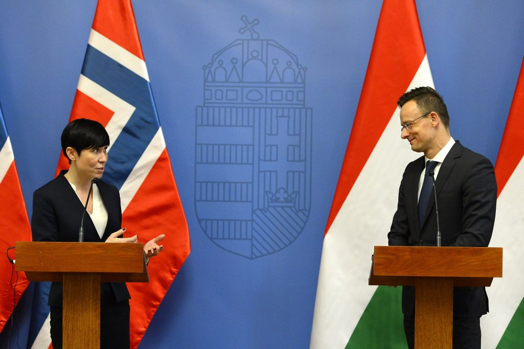 Norway: Hungary Has No Basis to Take Legal Action over Norway Grants post's picture