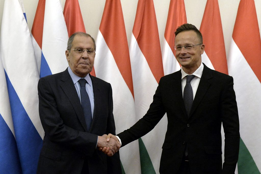 """FM Szijjártó: Hungary """"Benefitted Greatly"""" from Good Relations with Russia post's picture"""