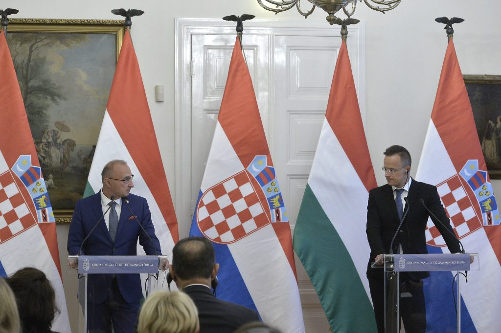 Foreign Minister: Hungary, Croatia Rely Strongly on Each Other post's picture
