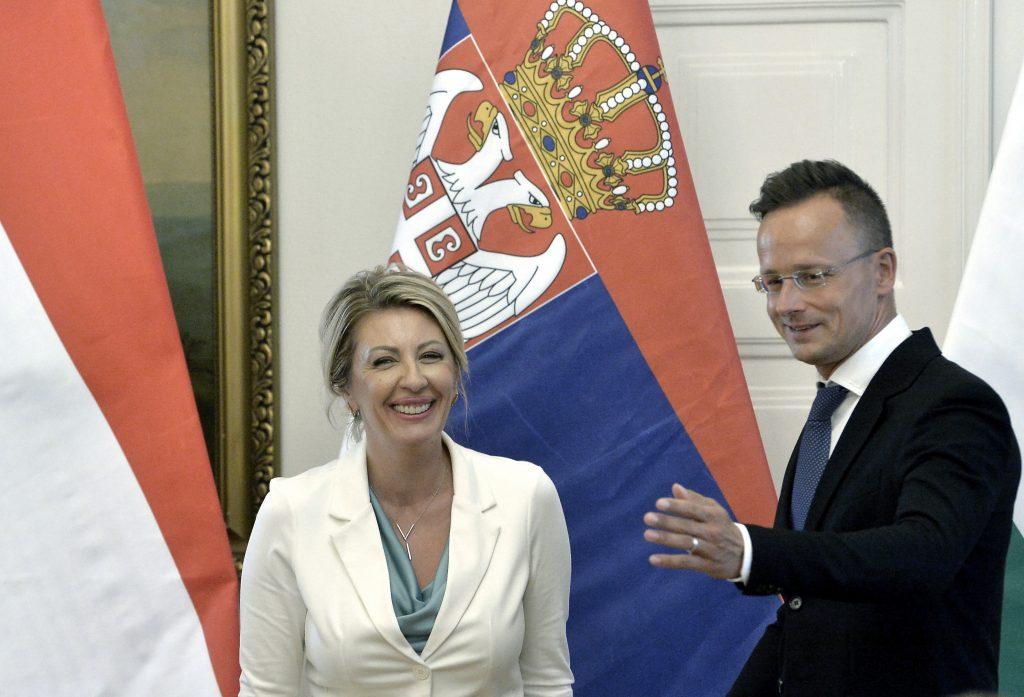 FM Szijjártó Calls for Speeding up Serbia's EU Integration post's picture