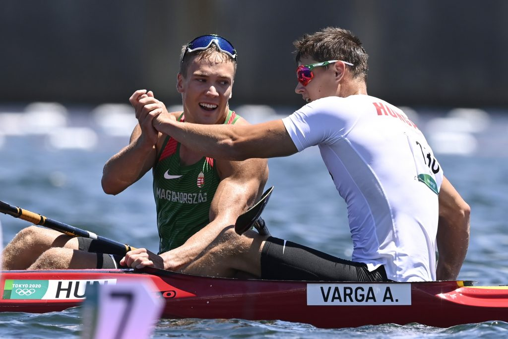 Kopasz Wins Olympic Gold in Men's Kayak Single 1000m after 53 Years, Varga Finishes Second post's picture