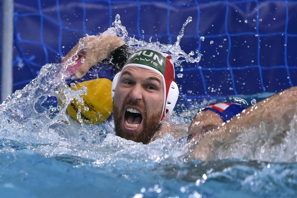 Hungary Defeats Croatia in Tokyo's Water Polo Quarter Finals post's picture