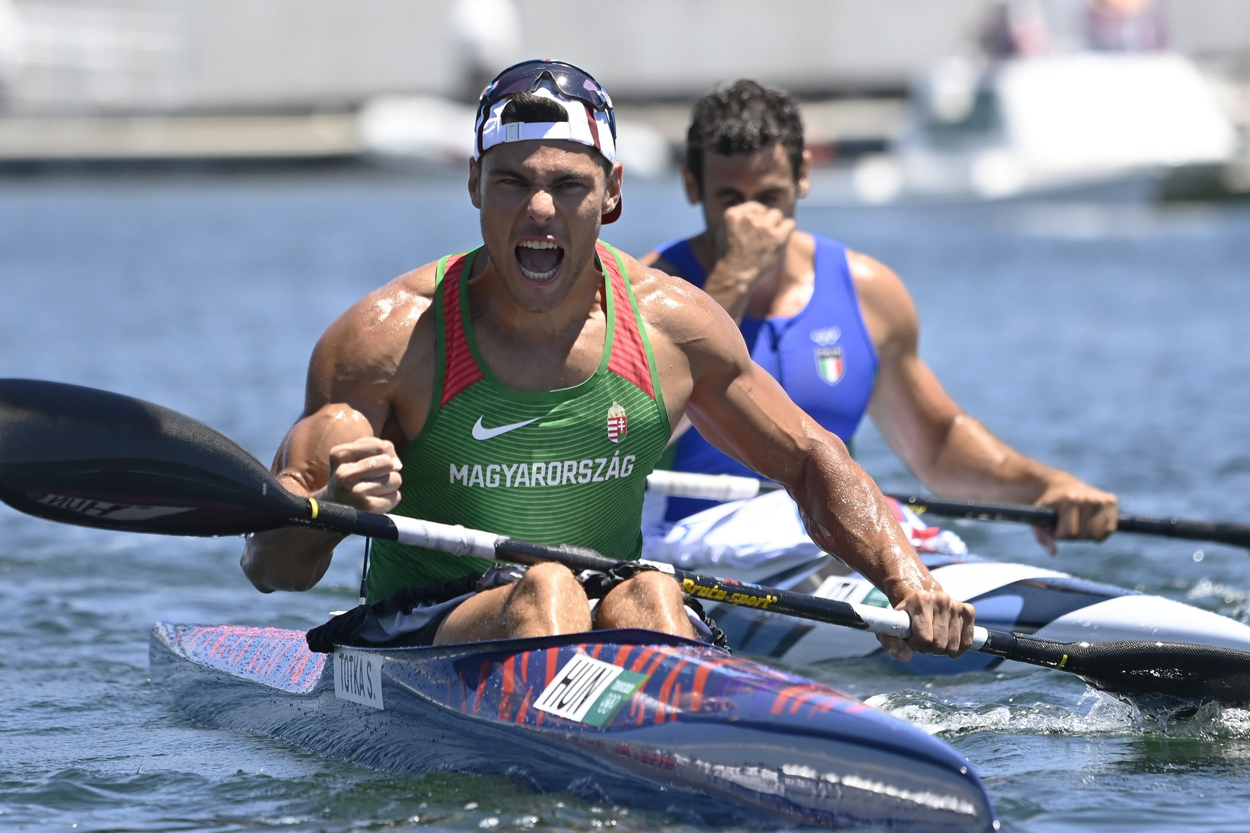"""Sándor Tótka's Olympic Gold: """"I Am the Fastest Kayaker in the World"""""""