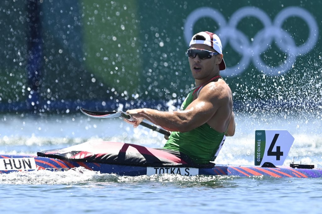 'World's Fastest Kayaker' Tótka Will Not Be Able to Defend Title in Paris post's picture