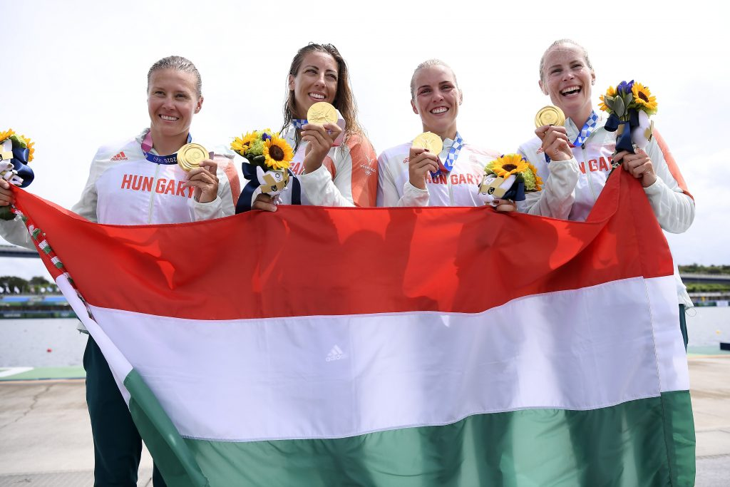 Tokyo 2020 – Hungary's Greatest Olympic Success Since 1996 post's picture
