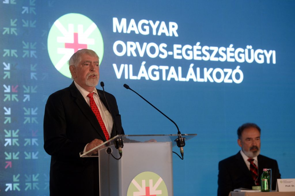 Emigrants Always Return to Where They Started – Minister Kásler at First Global Forum of Hungarian Health Workers post's picture