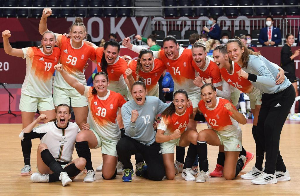 Women's Handball Team Makes it Into Quarterfinals Against All Odds post's picture