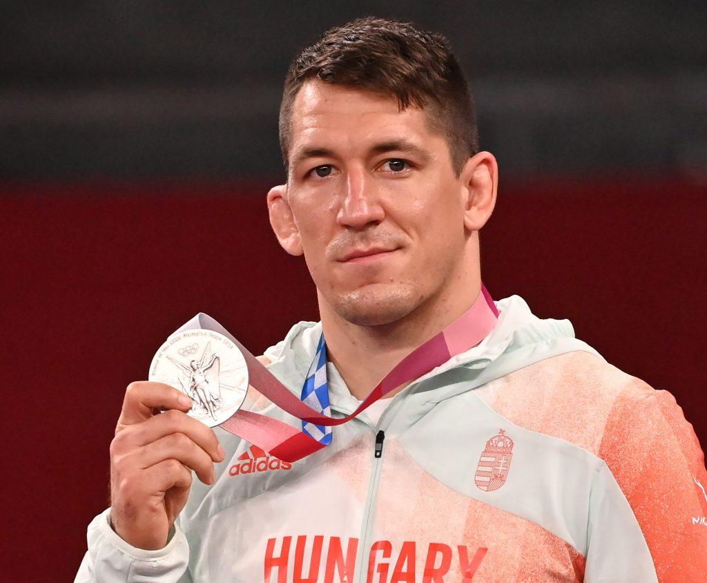 Wrestler Viktor Lőrincz Brings Hungary Silver in Tokyo post's picture