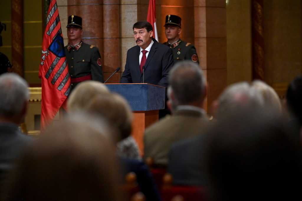 President Áder: Hungarians Have Not Lost the Ability to Shape the Future post's picture