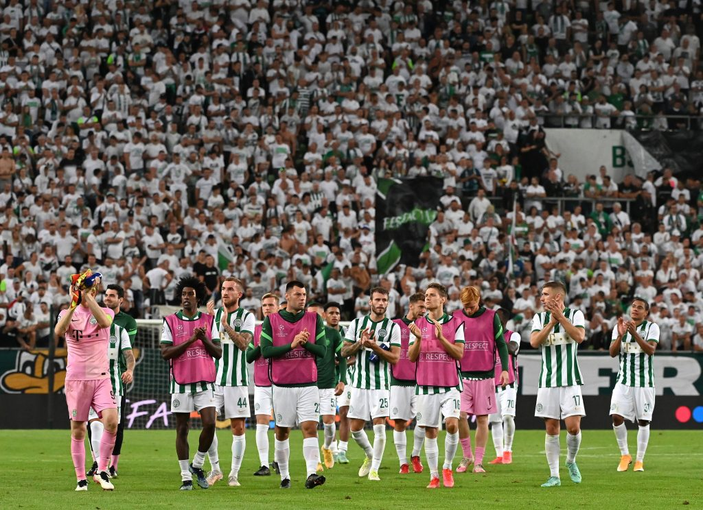 Ferencváros Loses CL Qualifier to Young Boys, Continues in Europa League post's picture
