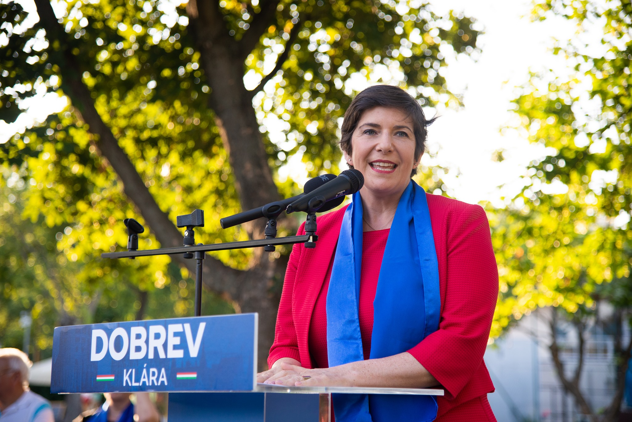 DK's Klára Dobrev Second to Secure Candidacy in Opposition Primaries