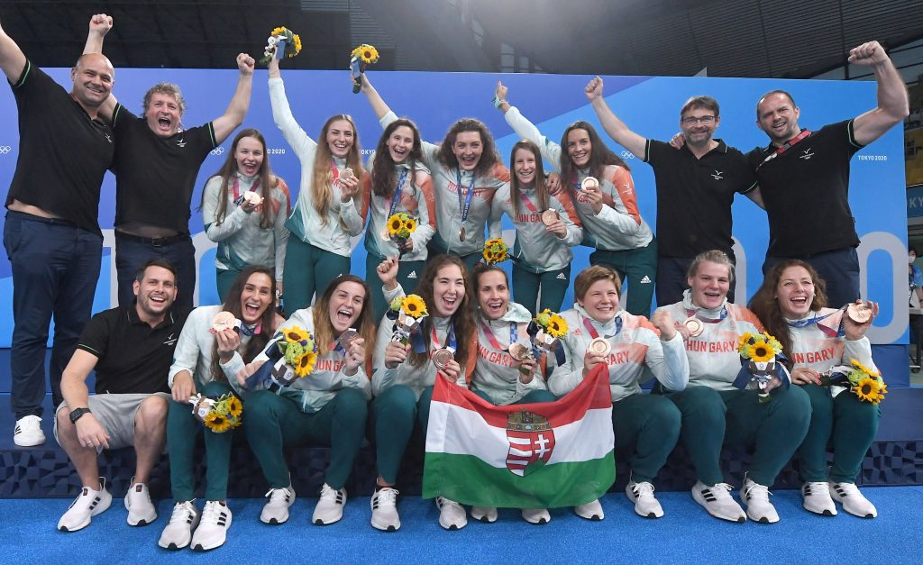 Hungarian Olympic Team Performed Extremely Well in Tokyo, says Comm. Head post's picture