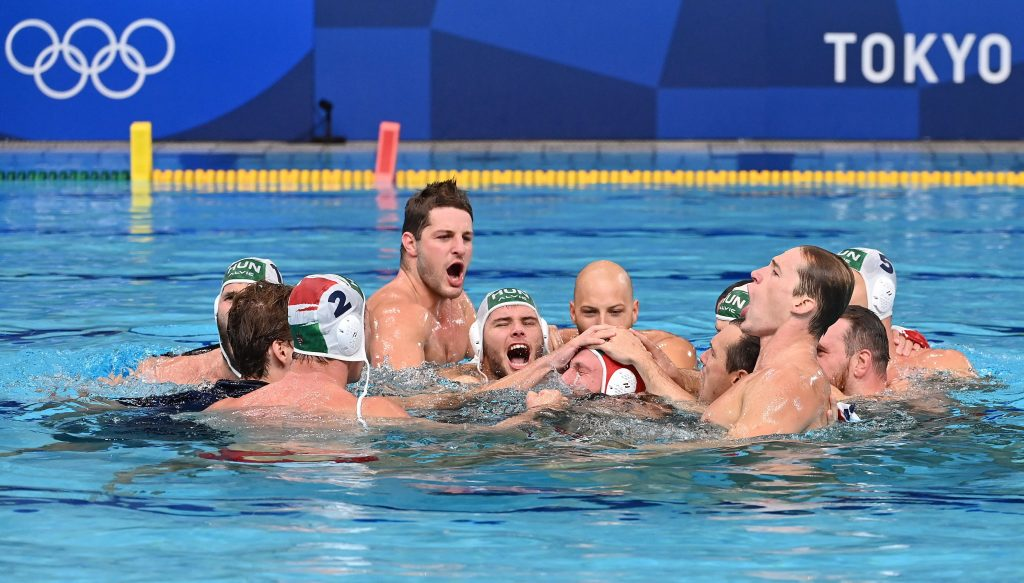 Hungary Beats Spain to Claim Bronze in Men's Water Polo post's picture